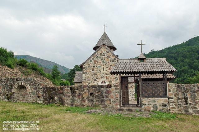 Manastiri Srbije Manastir_Uvac_03